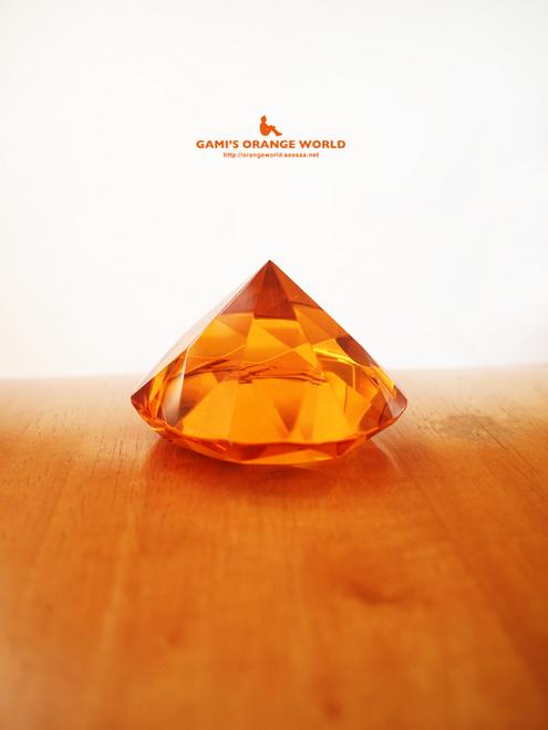 オレンジのクリスタル.jpg