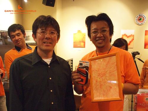 kyonさんとガミ.jpg