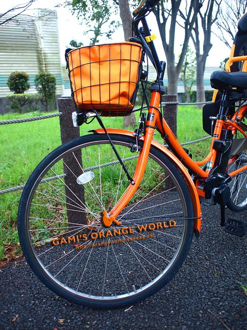0439オレンジ電動自転車5.jpg
