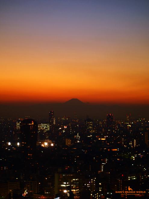 0468東京タワーから見た夕焼けと富士山2.jpg