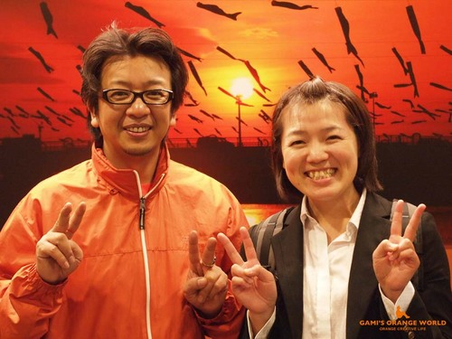 0581エルカミーノdeオレンジの世界展2012春OP2.jpg