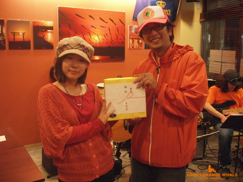 0583エルカミーノdeオレンジの世界展2012春E1.jpg